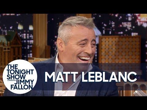 Matt LeBlanc Reveals the Friends Props He Stole from Set