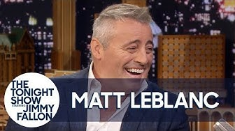 Matt LeBlanc Reveals the Friends Props He Stole from Set