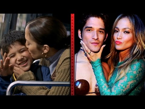Jennifer Lopez and Tyler Posey Reunite—See Their First 'Maid in Manhattan' !
