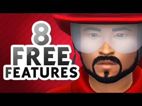 8 FREE NEW FEATURES COMING TO THE SIMS 4 BASE GAME! 👨‍🚒🔥