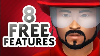 8 FREE NEW FEATURES COMING TO THE SIMS 4 BASE GAME! 👨🚒🔥