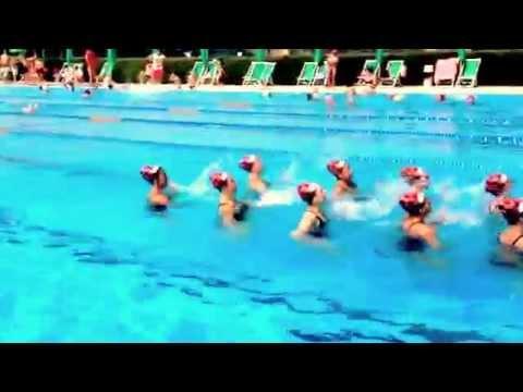 Nuoto sincronizzato piscina comunale pontedera youtube for Piscina pontedera