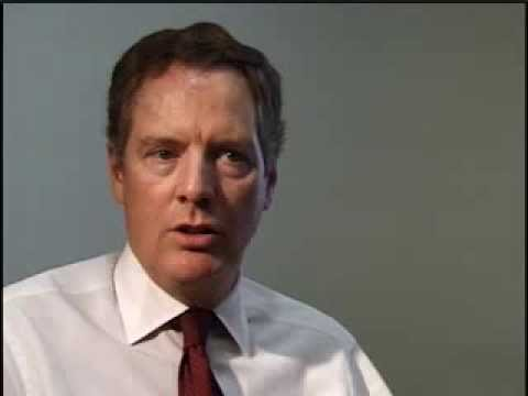Bob Lighthizer - Oral History about Bob Dole - October 18, 2007