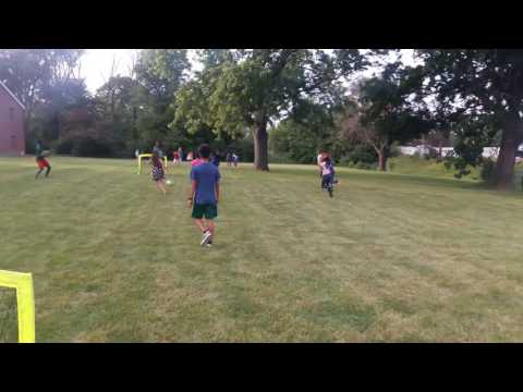 Soccer Evening at Migros Aid Indy English Club