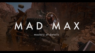 Mad Max: Road Fury — Mastery Of Details | George Miller | Безумный Макс: дорога ярости