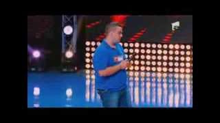 Alexandru Pop a reusit sa-l enerveze pe Dan Bittman! Ce i-a spus juratul X Factor Romania!
