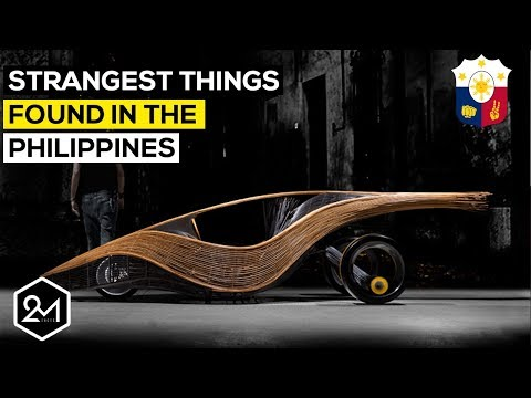 Top 10 Crazy Things You Will Find Only In Philippines