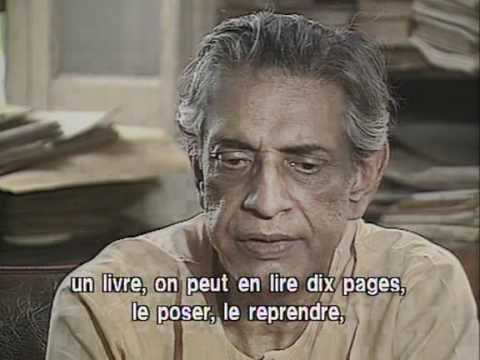 Satyajit Ray on music (interviewed by Pierre -Andre Boutang, 1989 Part  III