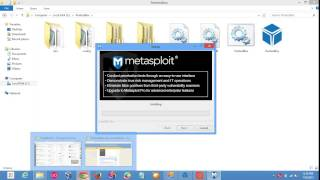 including Metasploit in PentestBox