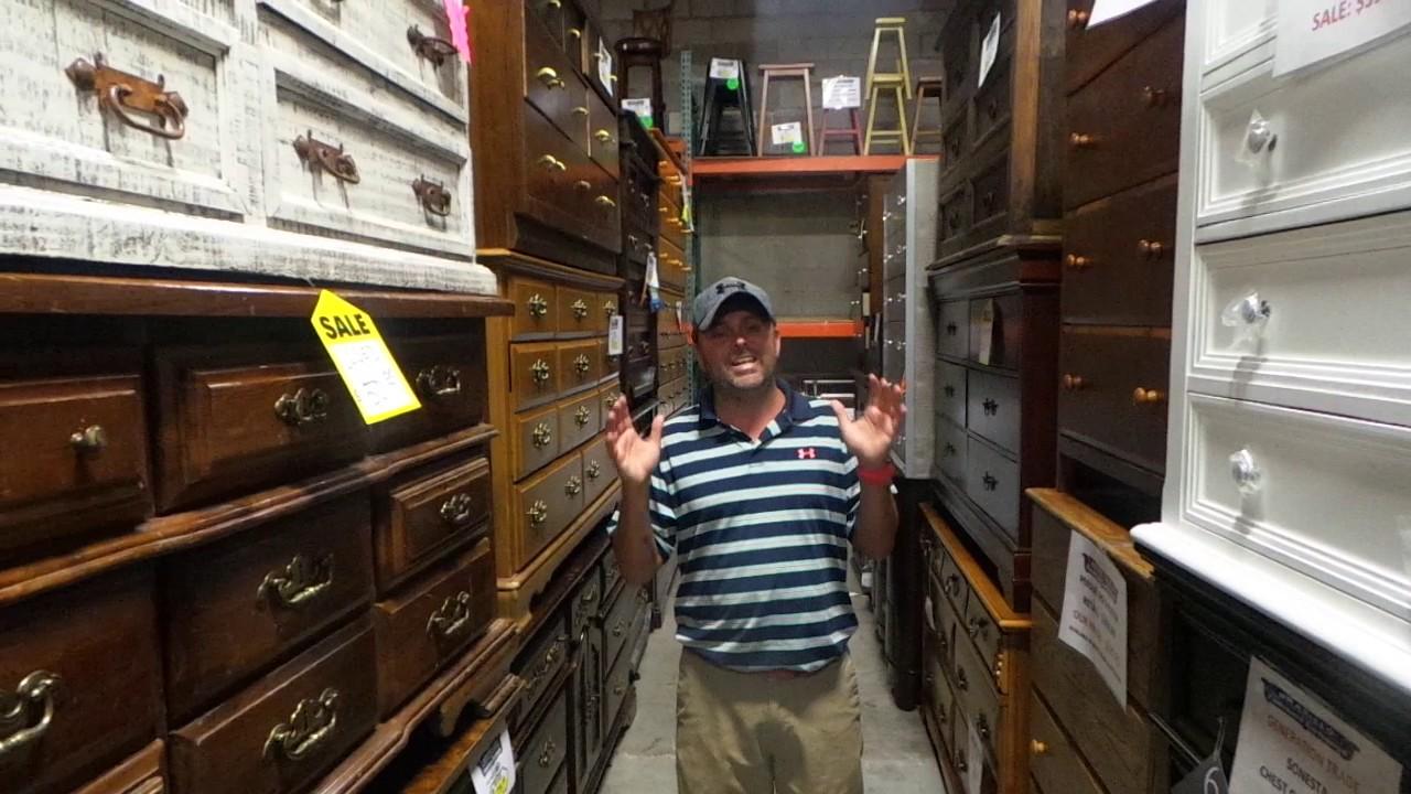 Amarillo Furniture Exchange Dressers