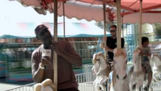 On The Road With Chocolate Thunder, Episode 3: On A Horse