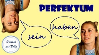 """Němčina: Perfektum - """"haben"""" nebo """"sein""""? Které zvolit?"""