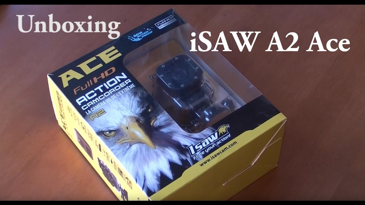 ISAW A2 ACE ACTION CAMERA DRIVER DOWNLOAD (2019)