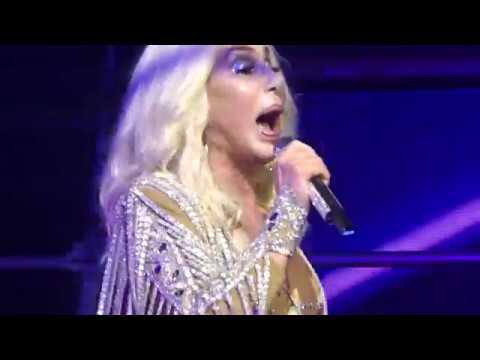Cher Mardi Gras 40 Sydney Australia March 2018