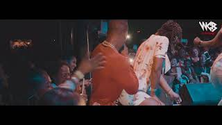 Diamond platnumz - Live Performance at OAKLAND CALIFORNIA PART 2