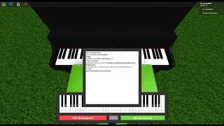 Playing memes on the roblox piano!