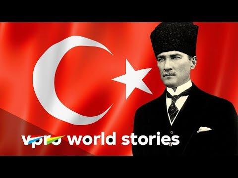 Mustafa Kemal Ataturk documentary w/ subtitles - In Turkey