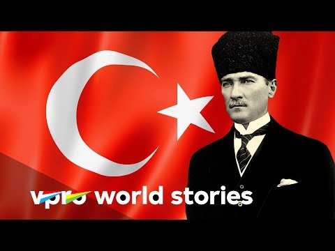 Mustafa Kemal Ataturk documentary w/ subtitles - In Turkey
