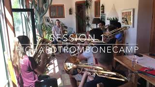 Richardtrombonecamp Session 1