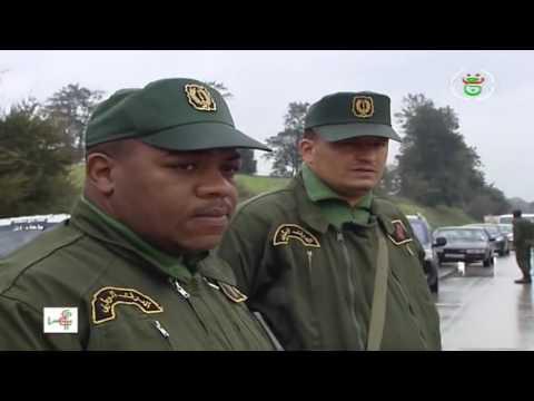 الجزائر | فصائل الأمن والتدخل (S.S.I) للدرك الوطني HD