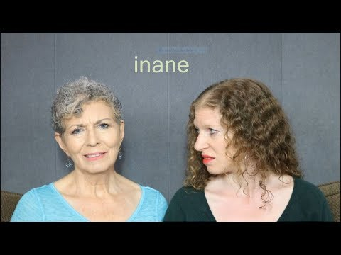 One-Minute Words: inane