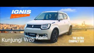 Video HARGA SPESIFIKASI NEW SUZUKI IGNIS TERBARU 2017 download MP3, 3GP, MP4, WEBM, AVI, FLV Oktober 2017