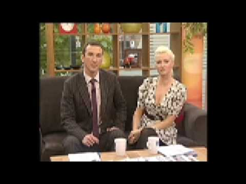 Channel M - Breakfast - Manners Discussion with William Hanson (7.10.08)