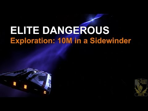 Elite Dangerous: Exploration - Earn 10M in a Sidey