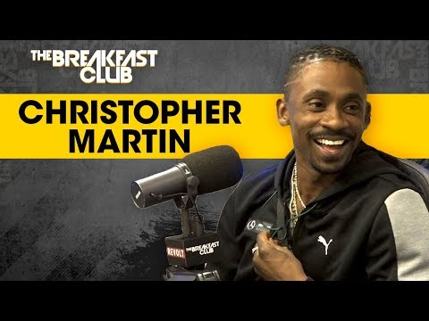 Christopher Martin Talks True Love And Life, Relationships, New Album + More
