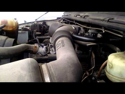 1999 FORD F450 V10 Engine  4 sale 1648 Complete engine