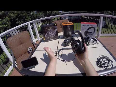 Audiophile Headphones As A Gaming Headset - Sub $125 Headphone Comparison