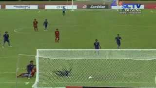 INDONESIA u19 (1-2) CAMBODIA U21 Hassanal Bolkiah Trophy Full Highlights 16/8/2014