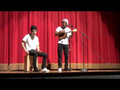 TALENT SHOW COVER Holding On To You by...