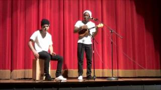 Скачать TALENT SHOW COVER Holding On To You By Twenty One Pilots