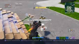 ITA FORTNITE PRIVATE SERVER!!! CODE: MaruEN135
