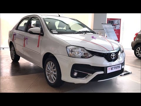 Toyota Platinum Etios VXD NGK15 2017   Real-life review