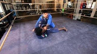 How to Do the Scissors Sweep | Jiu Jitsu