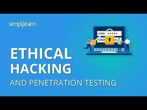 Ethical Hacking And Penetration Testing Guide   Ethical Hacking Tutorial For Beginners   Simplilearn
