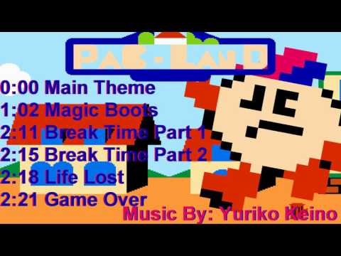 Pac-Land(NES) Soundtrack