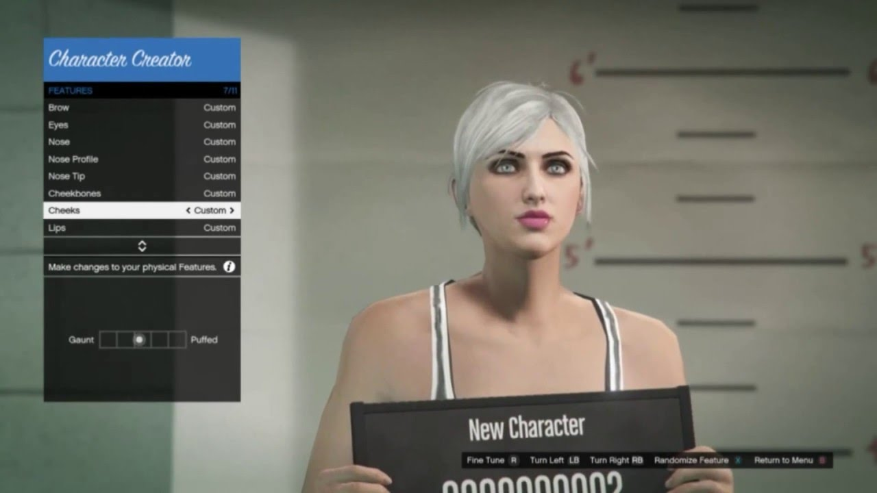 Gta v online the best way how to make a pretty female character gta v online the best way how to make a pretty female character next gen tutorial 1 youtube baditri Gallery