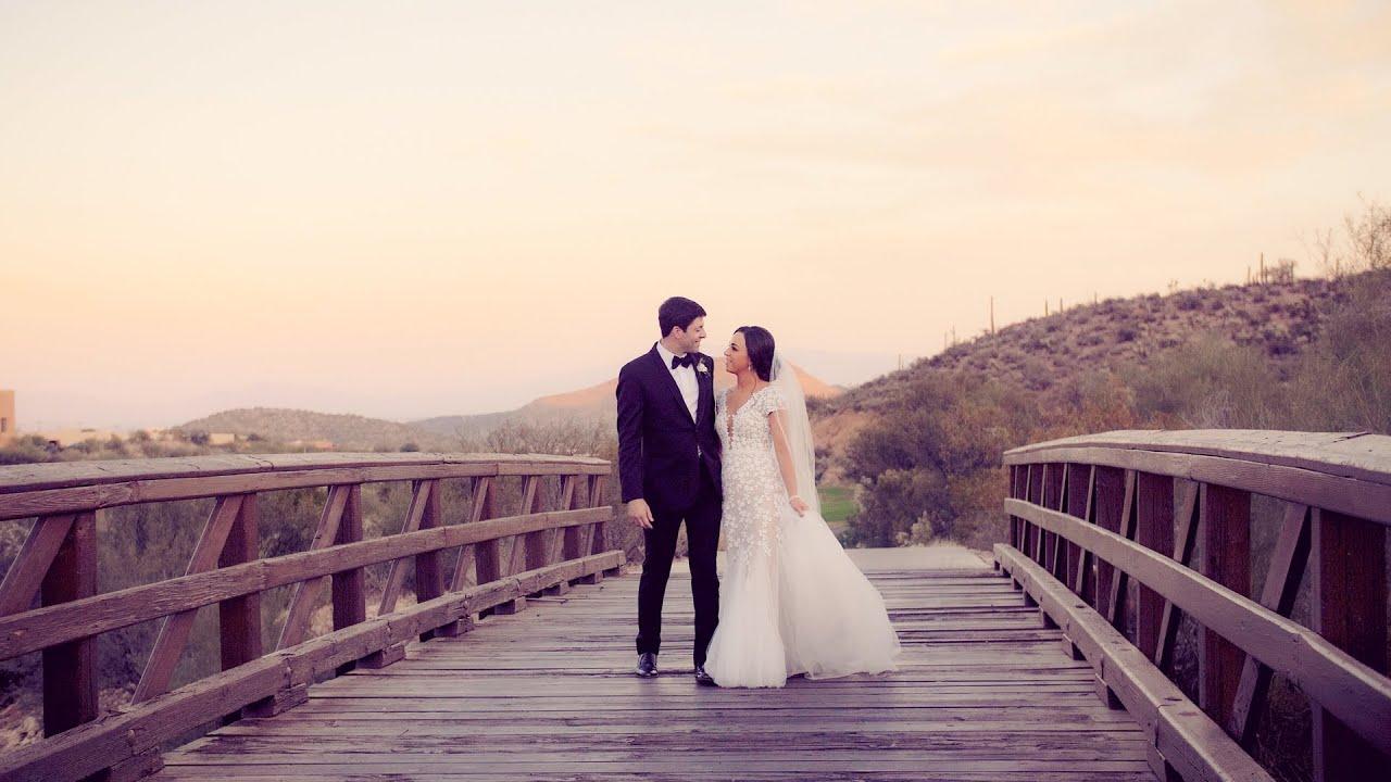 A Fun Family Jewish Wedding   JW Marriott Starr Pass   Tucson Arizona Wedding