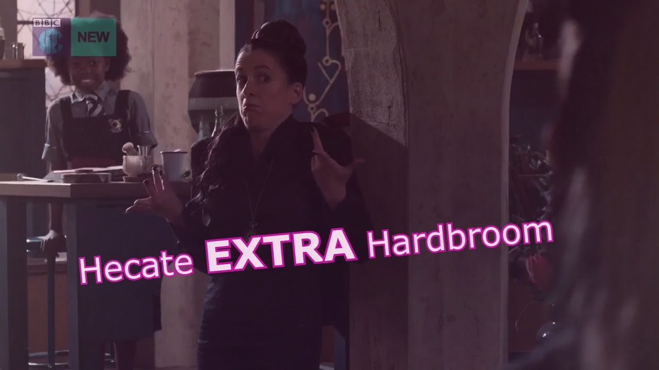 Hecate EXTRA Hardbroom Crack Video • Crackles at Cackle's part 1 [rated T]