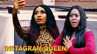 INSTAGRAM QUEEN (OFFICIAL TRAILER) (NEW MOVIE) 2019 NIGERIAN, Nollywood/Hollywood Movies