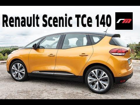 Renault Scenic TCE 140 \ Prueba A Fondo \ Revistadelmotor.es