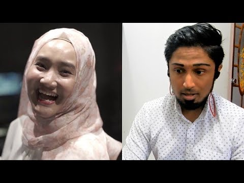 Download Fatin Shidqia - Speechless Naomi Scott Cover REACTION Mp4 baru