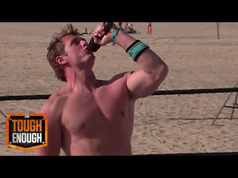 Miz breaks down his Tough Enough journey  WWE ToughEnough