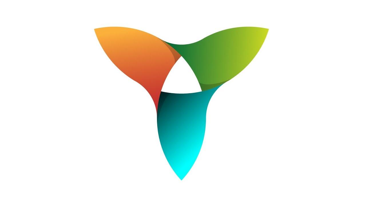 Modern Logo Design #shorts #illustrator