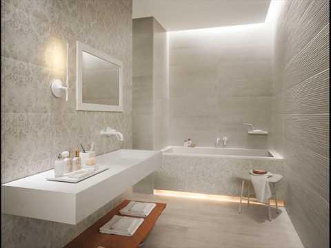 Patterned Bathroom Tiles Small Bathroom Ideas