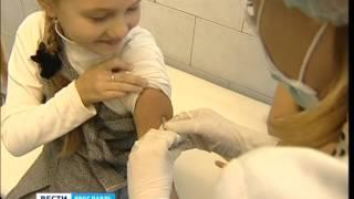 40% жителей Ярославской области сделали прививки от гриппа