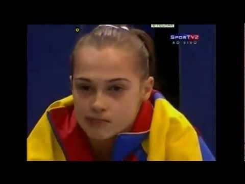 raluca haidu-amazing romanian gymnast